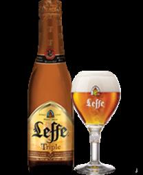 Leffe Tripel Belgisch speciaalbier