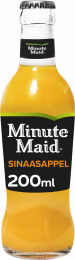 Minute Maid Sinaasappel Krat 24x200ml Glas