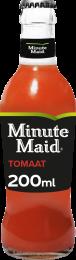 Minute Maid Tomaat Krat 24x200ml Glas