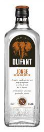 Olifant Jonge Graanjenever fles 1 liter sterke drank