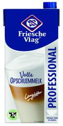 Friesche vlag opschuimmelk professional pak 1 liter