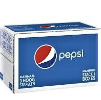 Pepsi Postmix NL box 10 liter