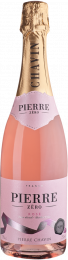 Zero alcoholvrije sparling rose