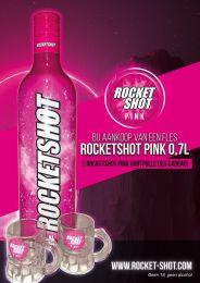 Rocketshot Pink Actie!