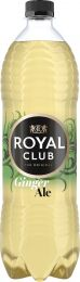 Royal Club Ginger Ale PET Voordeelpak 6x1 L