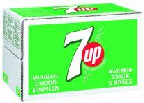Seven Up postmix Siroop Vrumona NL