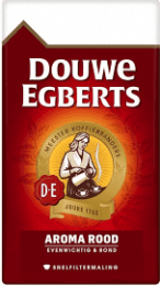 Douwe Egberts Aroma Rood Snelfiltermaling 500gr