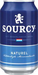 Sourcy Naturel Natuurlijk Mineraalwater Blik tray 24x330ml