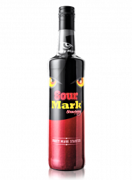 Sour Mark Strawberry fles 70cl