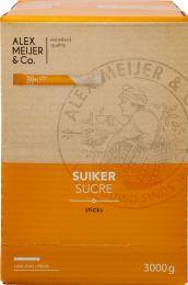 Suikersticks Dispencerdoos 3000 gr ca 600 stuks
