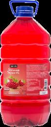 Frambozen Limonade Siroop 5 Liter