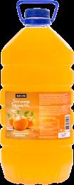 Limonadesiroop Sinaasappel 5 liter