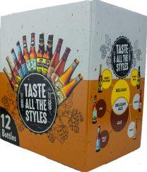 Taste All styles bierpakket