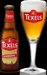 Texels Goudkoppe Blond bier krat 24x30cl