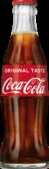 coca cola 200ml glas horecafles