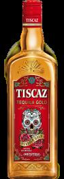 Tiscaz tequila Gold 70cl