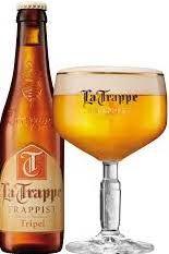 La Trappe Tripel Bier Fles 33cl