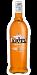 Trojka Vodka Orange Fles 70cl goedkoop trojka vodka laagste prijs