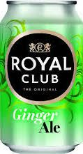 Royal Club Ginger Ale Blik
