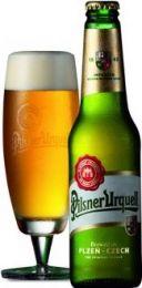 Urquell bier fles 33cl Chechisch pils 24 flesjes