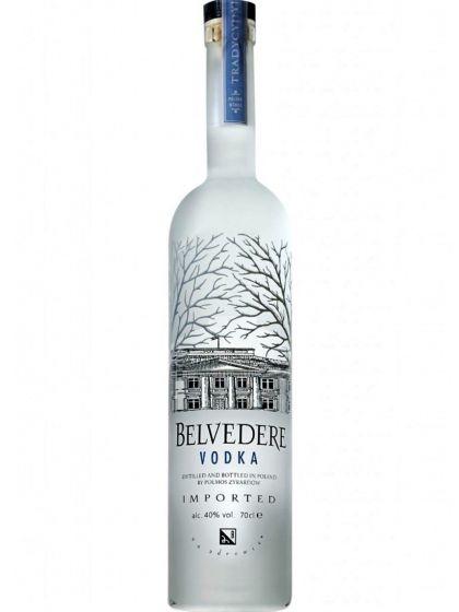 Belvedere Vodka fles 70cl 40%