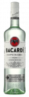 Bacardi Carta Blanca 37,5% Fles 1L