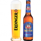 Erdinger Hefe Weissbier Alkoholfrei Krat 24x33cl 0.0%
