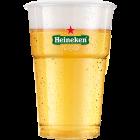 Heineken Bierbekers PP 250ml 1250st