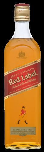 Johnnie Walker Red Label Whisky Fles 1 Liter