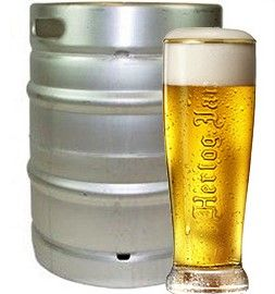 Hertog Jan bier fust 50 liter