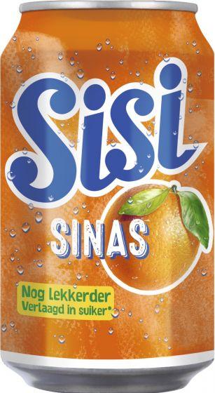 Sisi Sinas Blik 330 ml