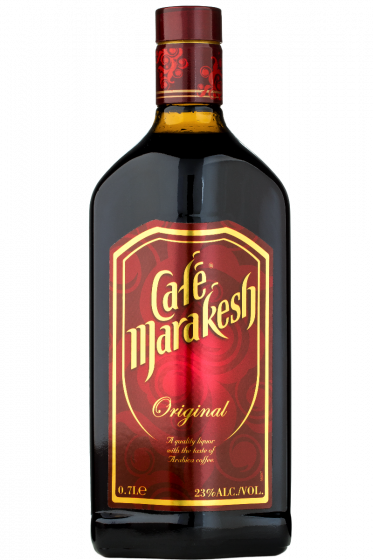 Cafe Marakesh fles 70 cl 23%