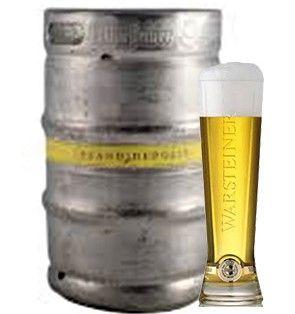Warsteiner Duits bier fust 50 liter