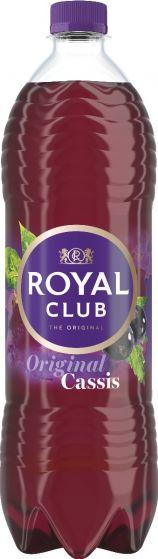 Royal Club Cassis PET Voordeelpak 6x1 L