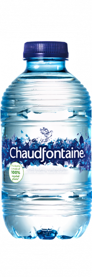 Chaudfontaine Recyled Pack 24x33cl