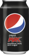 Pepsi Max NL blik 330 ml tray 24 stuks
