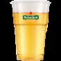 Heineken plastic bierbekers doos 1250x25cl