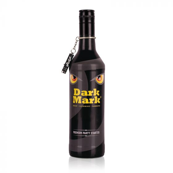 Dark Mark Dropshot fles 70 cl 16%