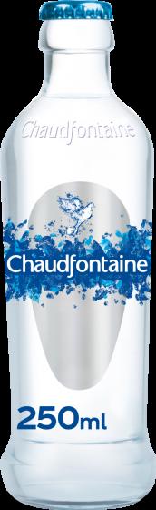 Chaudfontaine Still Krat 24x250ml Glas