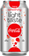Coca Cola Light Nederlandse blik