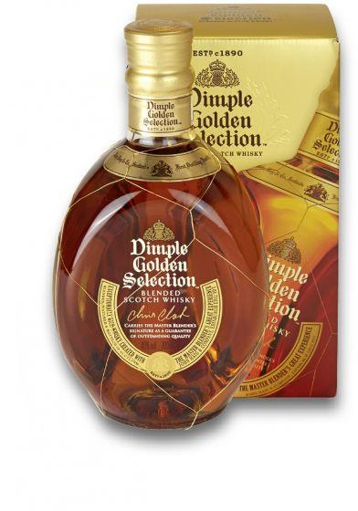 Dimple Golden Selection Whisky Fles 1 Liter