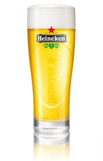 Heineken Ellipse Core Bierglazen Klein Doos 6x15cl - Horeca Glaswerk