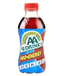 AA Drink PRO Energy Rood 24x33cl