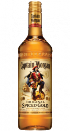 Captain Morgan Spice Gold rum Fles1 liter