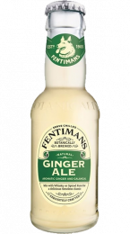 Fentimans Ginger Ale tray 24x200ml