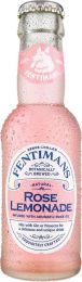 Fentimans Rose Lemonade tray 24x200ml horecaflesjes