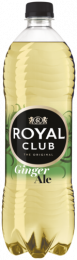 Royal Club Ginger Ale 6 x 1 Liter NL
