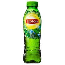 Lipton Green Ice Tea PET flesjes