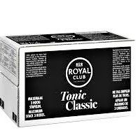 Royal Club Tonic Doos 10 Liter siroop Vrumona