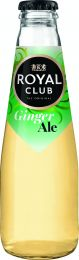 Royal Club Ginger Ale Frisdrank Krat 28x20cl